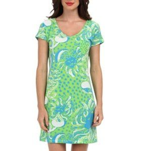 Lilly Pulitzer Daniella Dress Roar of the Jungle